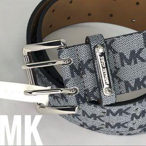 Michael Kors logo belt Large